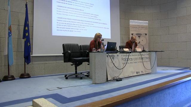 Conferencia: Presenza de valores antropolóxicos, etnográficos e míticos na fraseoloxía