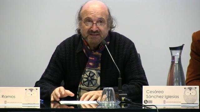 Inauguración. Cesáreo Sánchez Iglesias, presidente da AELG