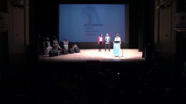 Presentación do segundo grupo de premios