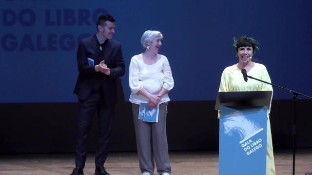 Presentación do cuarto grupo de premios