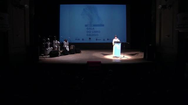 Peche da Gala do Libro Galego
