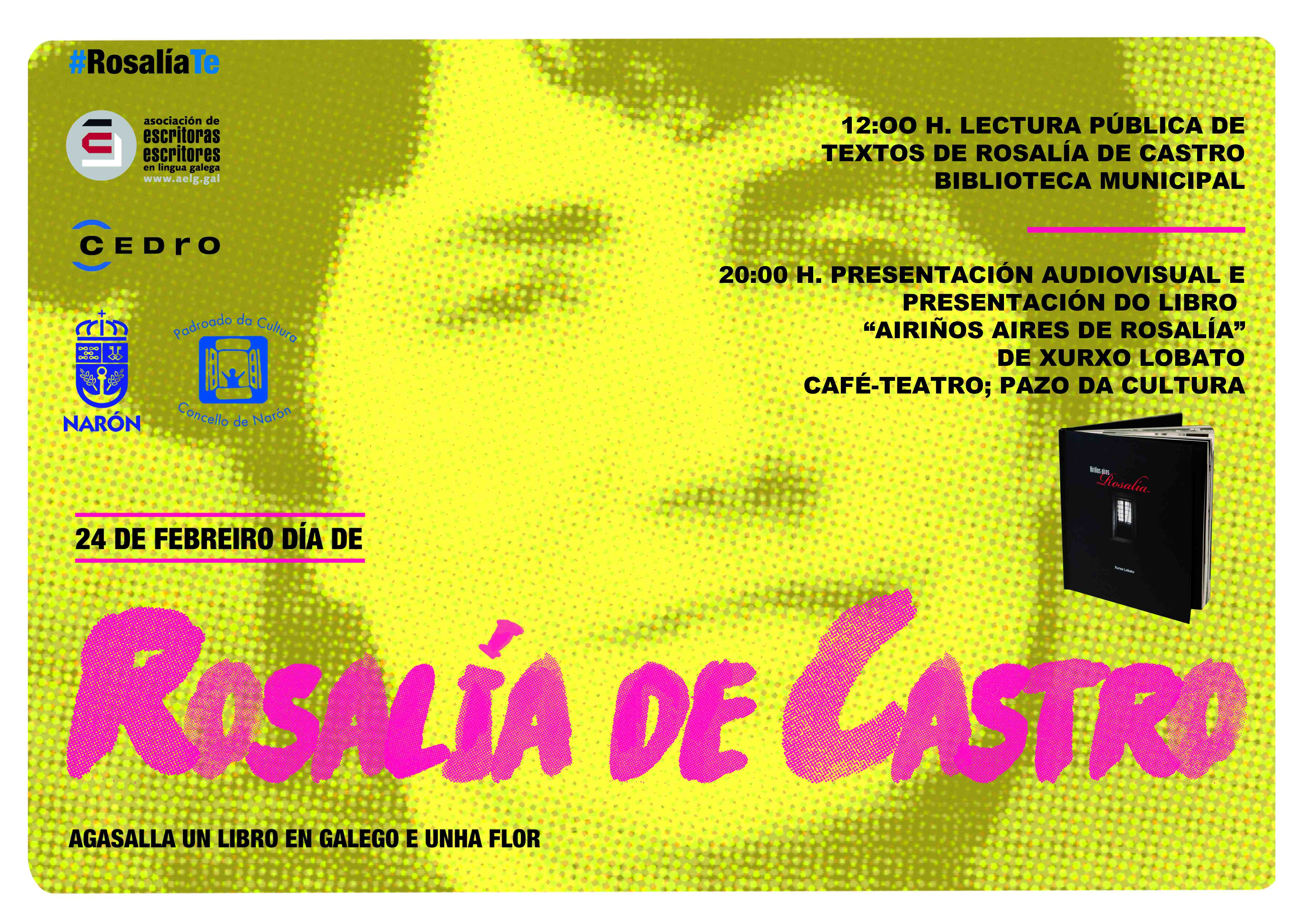 D A De Rosal A De Castro 2017 A Asociaci N De Escritoras E Escritores # Muebles Cuinas Ribadavia